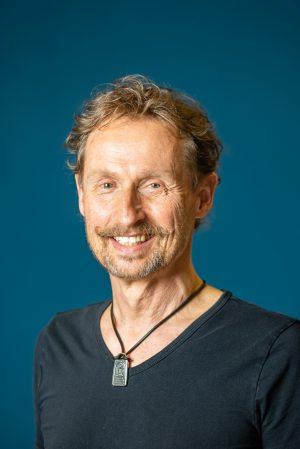 Pieter van der Putten - Yin Yang Yoga